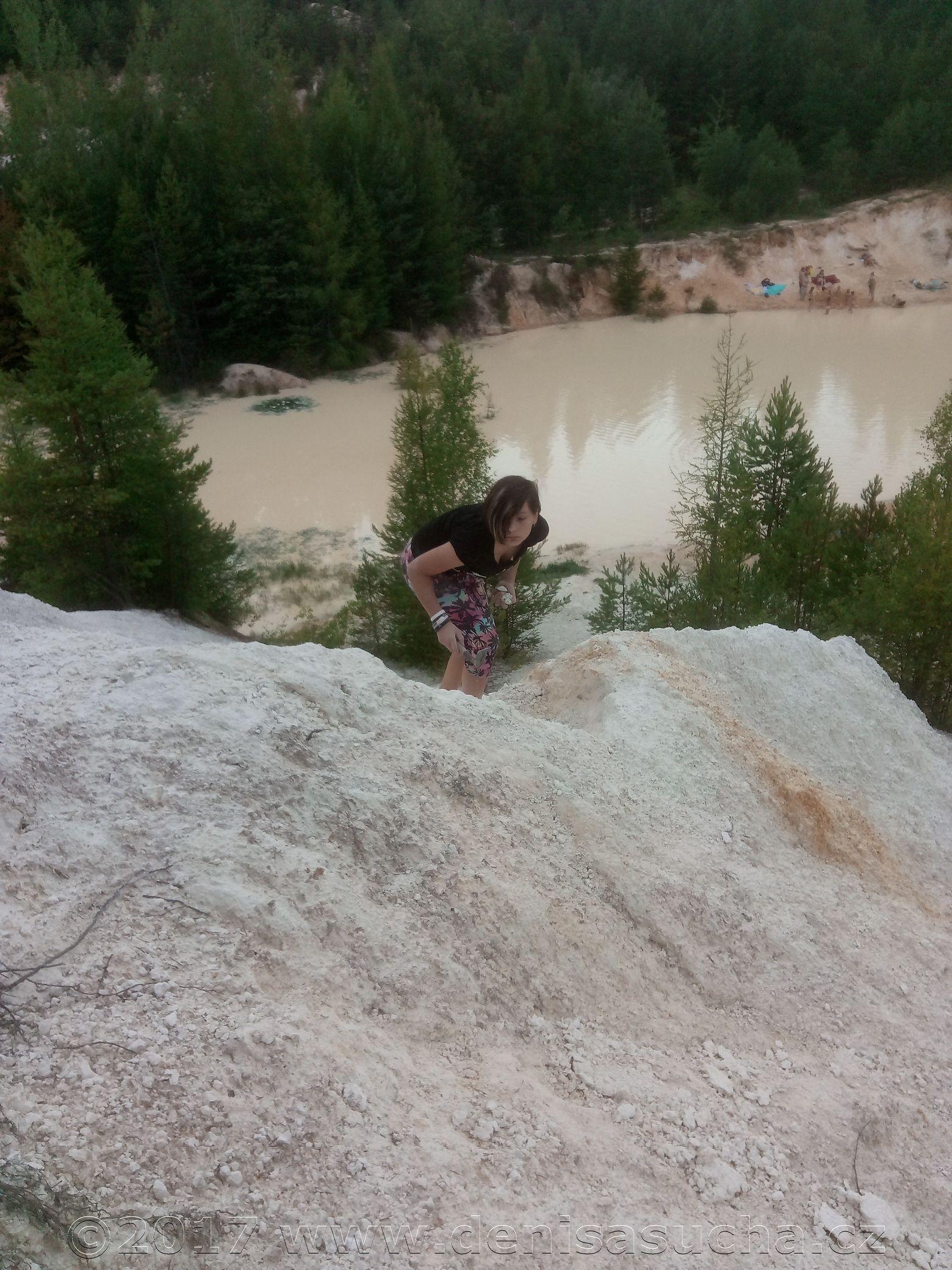 Prostějovsko 2. den – geody z lomu Rudice